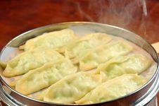 Free Dumplings Royalty Free Stock Image - 27084396