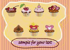 Free Cake Royalty Free Stock Image - 27088406