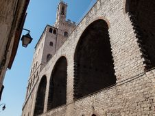 Free Gubbio-Italy Royalty Free Stock Images - 27089139