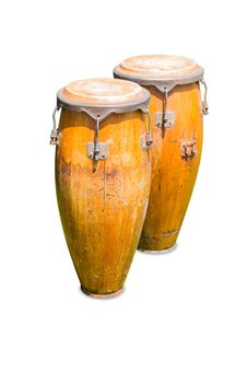 Free Set Of Congas Royalty Free Stock Images - 27089669