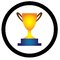 Free Illustration Of Trophy Cup Presented To A Winner Stock Photo - 27081530