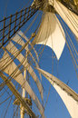 Free Tall Ship Under Sail Royalty Free Stock Images - 27091619