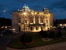 Free Krakow-Poland Stock Image - 27091631