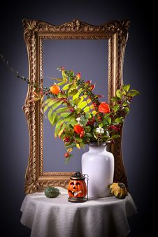 Free Autumn Still Life Stock Image - 27093021