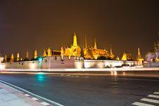 Free Wat Phra Kaew Stock Image - 27093611