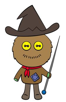 Free Voodoo Doll Royalty Free Stock Images - 27097149