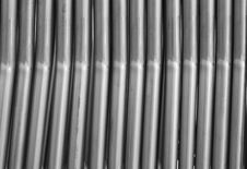Free Parallel Steel Tubes Stock Photos - 2710983
