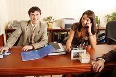 Free Corporation2 Stock Photos - 2711213