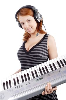 Free Soprano Royalty Free Stock Images - 2711309