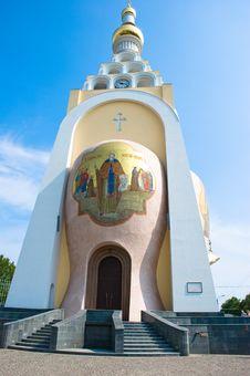 Free Church Stock Image - 2711771