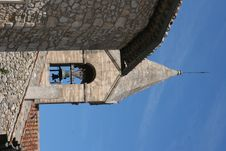Free Church Tower Royalty Free Stock Photography - 2712107