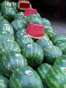 Free Watermelon Stock Photo - 2713030