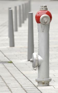 Free Hydrant Royalty Free Stock Photography - 2713227