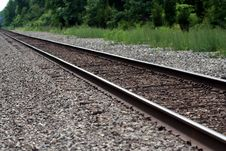 Free Railroad Tracks Stock Photos - 2713553