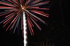 Free Fireworks Royalty Free Stock Photography - 2713807