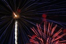 Free Fireworks Stock Image - 2713811