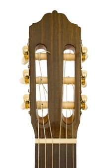 Acoustic Guitar, Close-up Stock Images