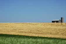 Free Harvested Field Stock Photography - 2714402