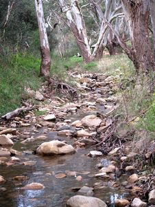 Rocky Creek 2 Stock Images