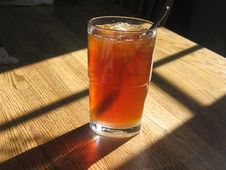 Free Iced Tea Stock Photography - 2715292