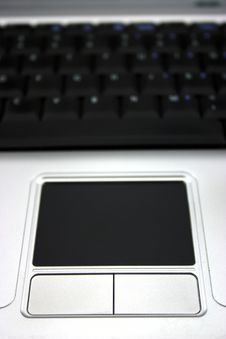 Touchpad Stock Image