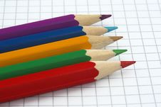 Free Color Pencils Stock Images - 2717734