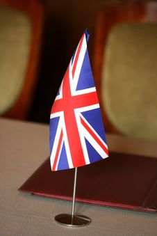 Free United Kingdom Flag Stock Photo - 2718510