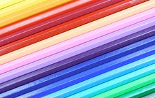 Free Colored Pencils Royalty Free Stock Photo - 2718585