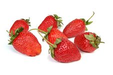 Free Strawberries Stock Photography - 2718882