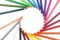 Free Colour Pencils Stock Image - 27104131