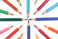 Free Colour Pencils Stock Photo - 27104200