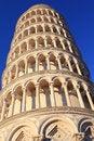 Free Pisa Tower Closeup Royalty Free Stock Photo - 27117065