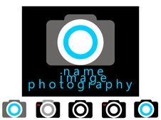 Free Camera Logo Stock Image - 27114421