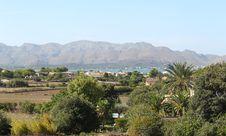 Free Town Alcudia, Mallorca, Spain Stock Photo - 27114570
