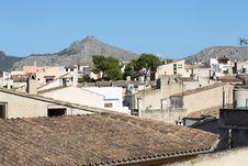Free Town Alcudia, Mallorca, Spain Royalty Free Stock Photo - 27114655