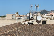 Free Town Alcudia, Mallorca, Spain Stock Photos - 27114663