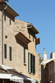 Free Town Alcudia, Mallorca, Spain Stock Photography - 27114672