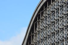 Steel Structure Facade Stock Images