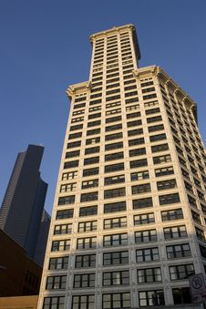 Free Smith Tower Royalty Free Stock Image - 27117296