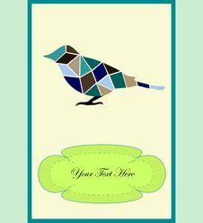 Free A Nice Bird Royalty Free Stock Photos - 27118198
