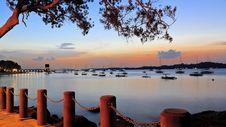 Free Glorious Sunset Stock Image - 27119051