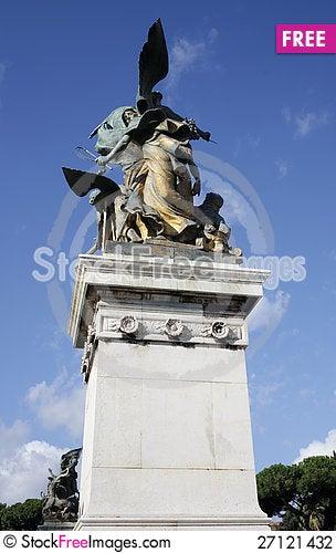 Free Rome, Italy Stock Photography - 27121432