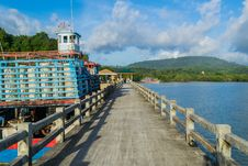 Free Leam Hin Seaport, Phuket Stock Photography - 27122472