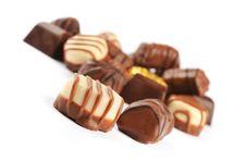 Free Chocolate Pralines Stock Images - 27122704
