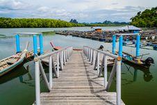 Free Scenery Of Phang Nga Bay Stock Photography - 27123222