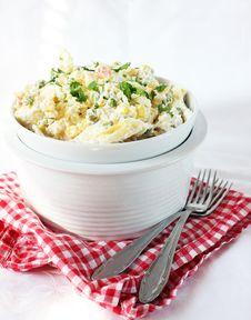Free Penne Salad Stock Photos - 27123733
