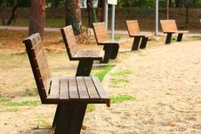 Free Bench Royalty Free Stock Images - 27124909