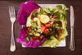 Free Green Salad Stock Photography - 27130772