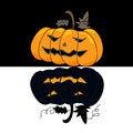 Free Cartoon Halloween Hand Draw Stock Photography - 27136562