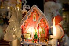 Free Santas Workshop Royalty Free Stock Images - 27135319